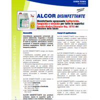 SCATTO REMOVER sgrassante rapido multiuso ml.750 Ecolab